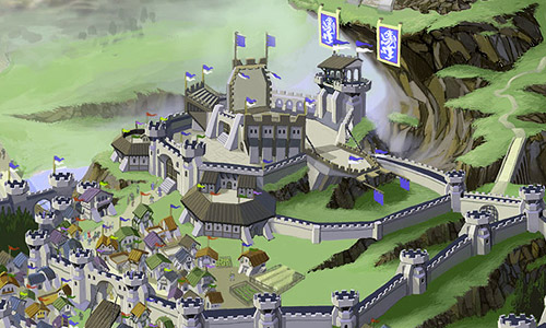 The Grand Tournament Arena